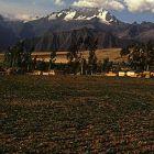 Планинският обсег на Андите