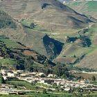 Венецуелско село в Андите